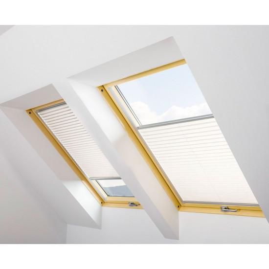 Rolety plisowane do okna dachowego - Blackout